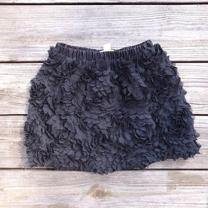 Girl mini skirt size 6X